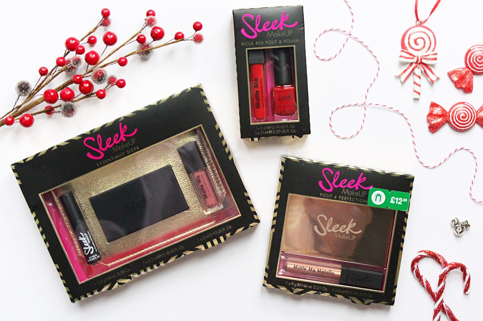 Sleek Christmas Gift Sets