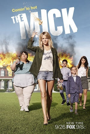 Torrent Série The Mick - 2ª Temporada - Legendada 2017  720p HD WEB-DL completo