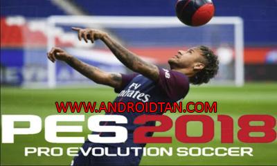 Pro Evolution Soccer 18 Mod Apk + Data v2.0.0 PES 2018 Terbaru