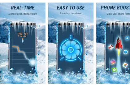 5 Aplikasi Pendingin CPU Android Terbaik 2020