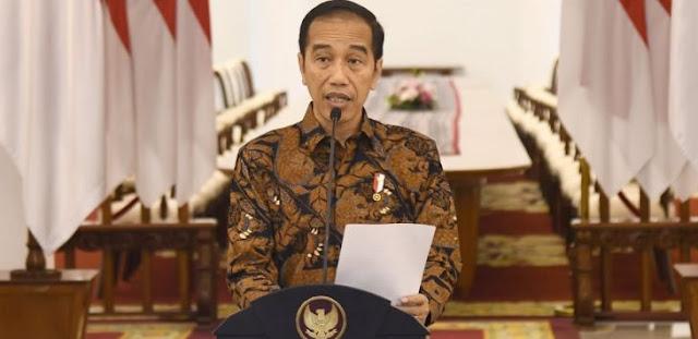 Eropa dan Malaysia Lockdown, Jokowi Tunggu Pasien Banyak?