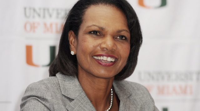 Cleveland Browns want to interview Condoleezza Rice for head coaching job