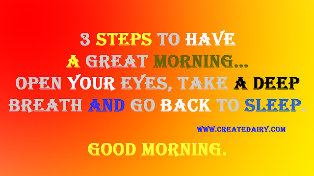 best good moning quotes in english