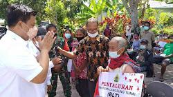 652 KK dari 6 Kelurahan di Samosir Terima BLT