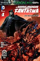 Os Novos 52! Trindade do Pecado: O Vingador Fantasma #1