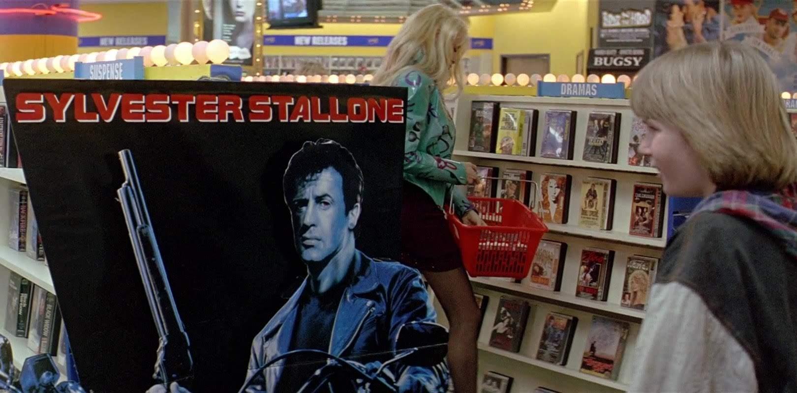Terminator 2 starring Sylvester Stallone :「ターミネーター」シリーズの最新作「ダーク・フェイト」の前作にあたる「T 2」の主演が、もしも、シュワちゃんではなく、スタローン隊長だったなら… ? !