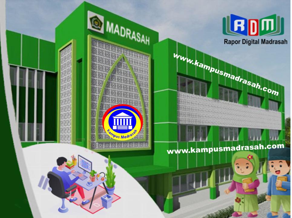 RDM HD Madrasah Tahun 2021