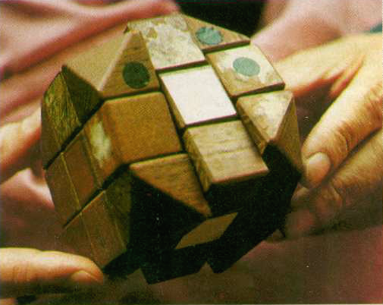 Magic Cube original prototype