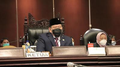 Ketua DPD RI Minta Pemerintah Antisipasi Gelombang PHK saat PPKM Darurat