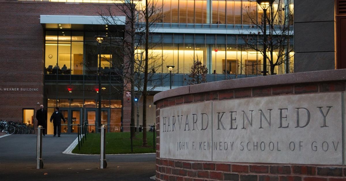 Harvard Kennedy School – Dubin Graduate Fellowship