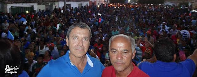 Posse do prefeito Robério Cunha no dia 1º será às 15h no Espaço Cultural