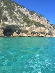 Sardegna: cale turchesi nel golfo di Orosei
