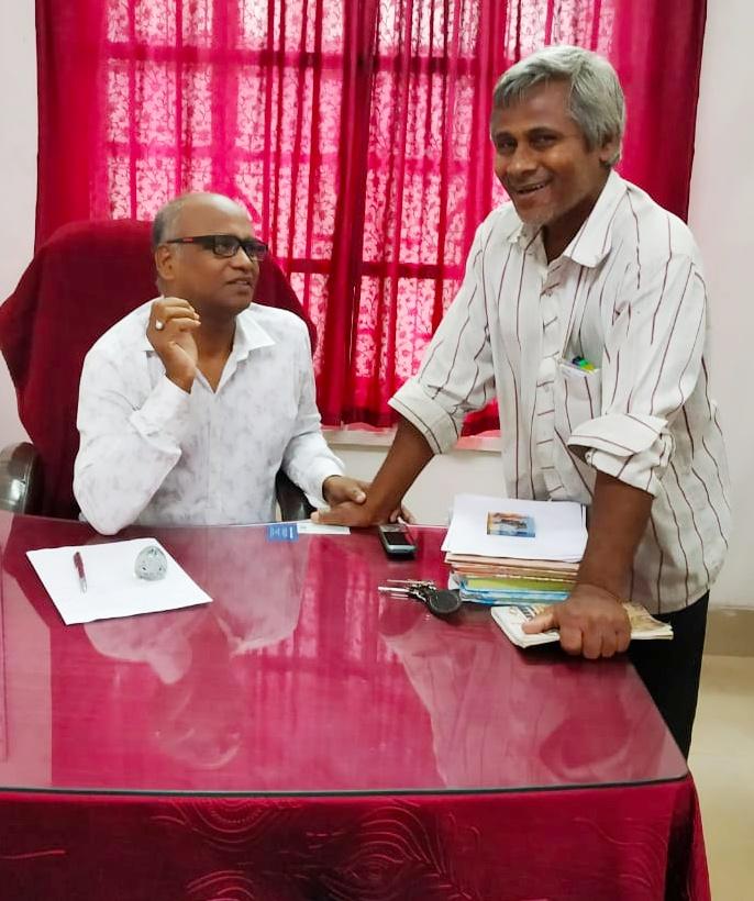 image search result for Bruhaspati Samal Postmaster, Sahidnagar MDG Bhubaneswar
