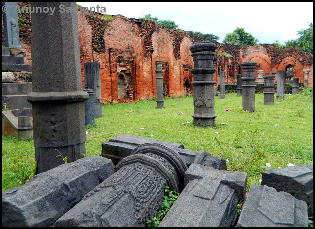 Visit to Pandua - a historical town in Hooghly