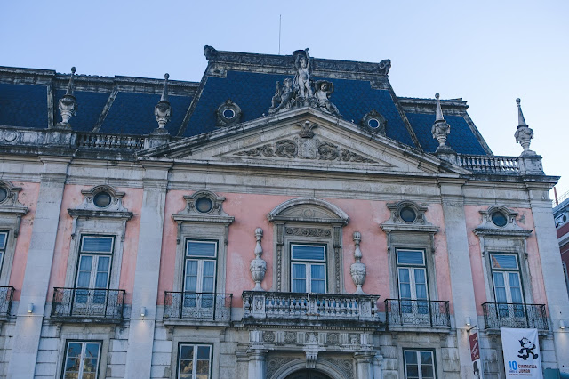 フォス宮殿(Palácio Foz)