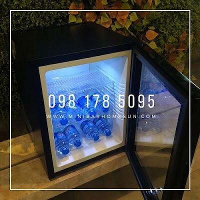 Tủ mát minibar Homesun chuyên dụng cho khách sạn
