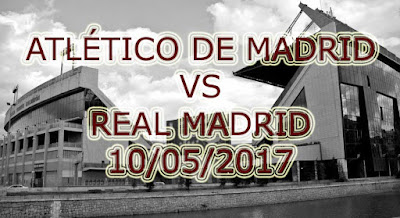 atletico vs real madrid de champions por internet