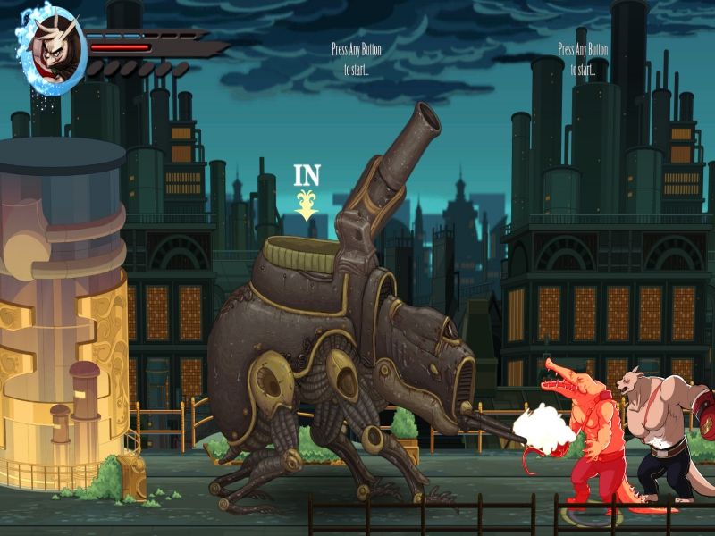 Dusty Raging Fist PC Game Free Download