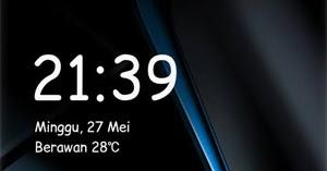 Cara Menonaktifkan Aplikasi Widget Perkiraan Cuaca di OPPO A71