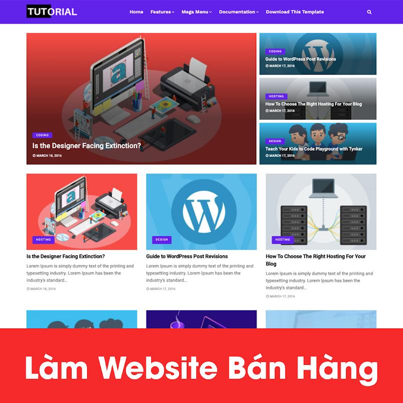 [A121] Thiết kế website chuyên nghiệp, chất lượng đảm bảo nhất