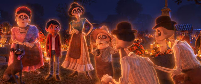 disney, pixar, COCO, movie, review