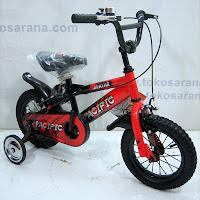 3 Sepeda Anak Pacific Avatar 12 Inci