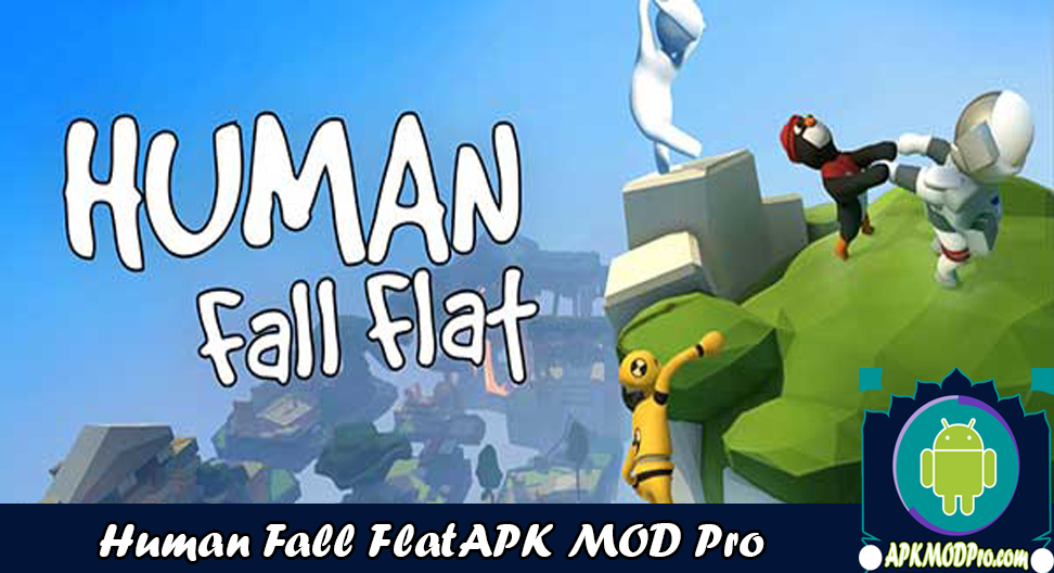 Human: Fall Flat MOD APK v1.0 (Full Paid/Gratis) Latest Version 2020