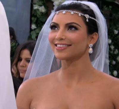 D Kim Kardashian & Kris Humphries