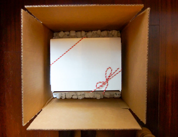 how to ship decorated cookies