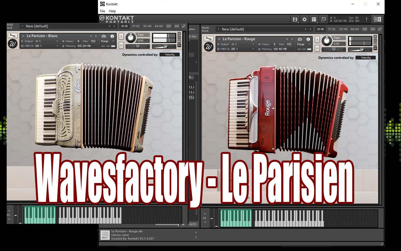 Wavesfactory - Le Parisien