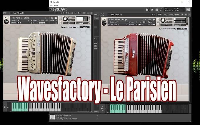 Le Parisien  by Wavesfactory – (KONTAKT)