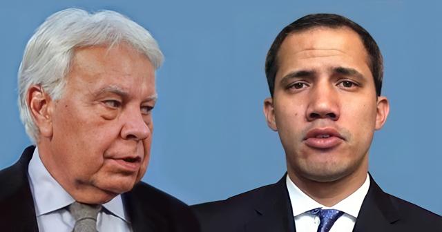 González y Guaidó