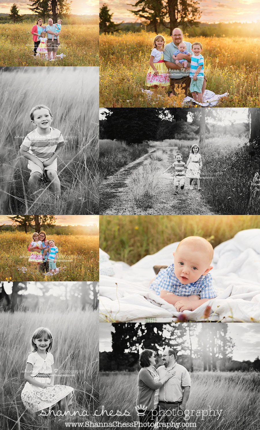 eugene, Oregon family photographer
