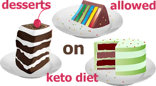 desserts allowed on keto diet 1