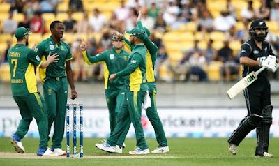 NZ vs SA ICC WORLD CUP 25th match Prediction