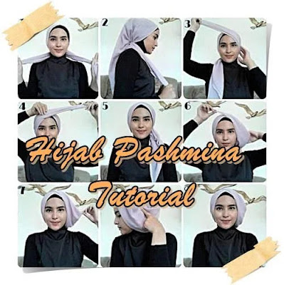 Hijab Turban Tutorials