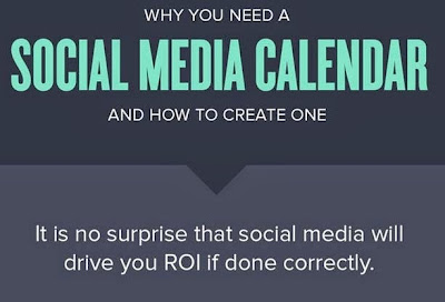 Why You Need a Social Media Calendar and How to Create One : eAskme