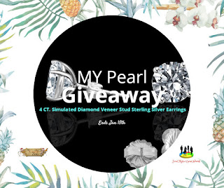 My Pearl Giveaway @DiamondVeneer @SMGurusNetwork @CraftyZoo
