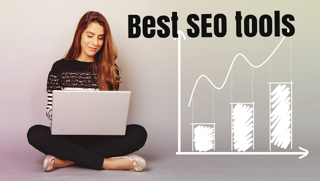 best SEO tools    if your blogger than SEO very important for every blogger SEO is very important  in this I will tell you best SEO tools to increase your traffic these tools help you rank your website   1 MozBar  2 ahrefs 3 ubersuggest 4 keyword everywhere 5 buzz sumo 6 Google search console 7 Google trend  8 brand new blogs 9 answer the public 10 google keyword planner  this best seo tools
