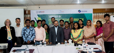 Conflict Sensitive Journalism & Fact Checking Workshop Concluded