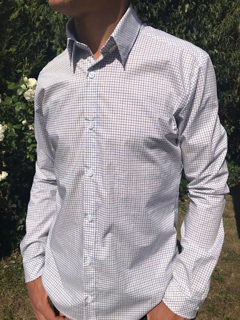 chemise élégant patrons les BG