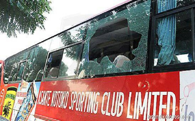 Kotoko team robbed after gory accident