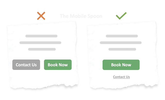 Make it stand out. The all-in-one guide to high-converting CTA buttons