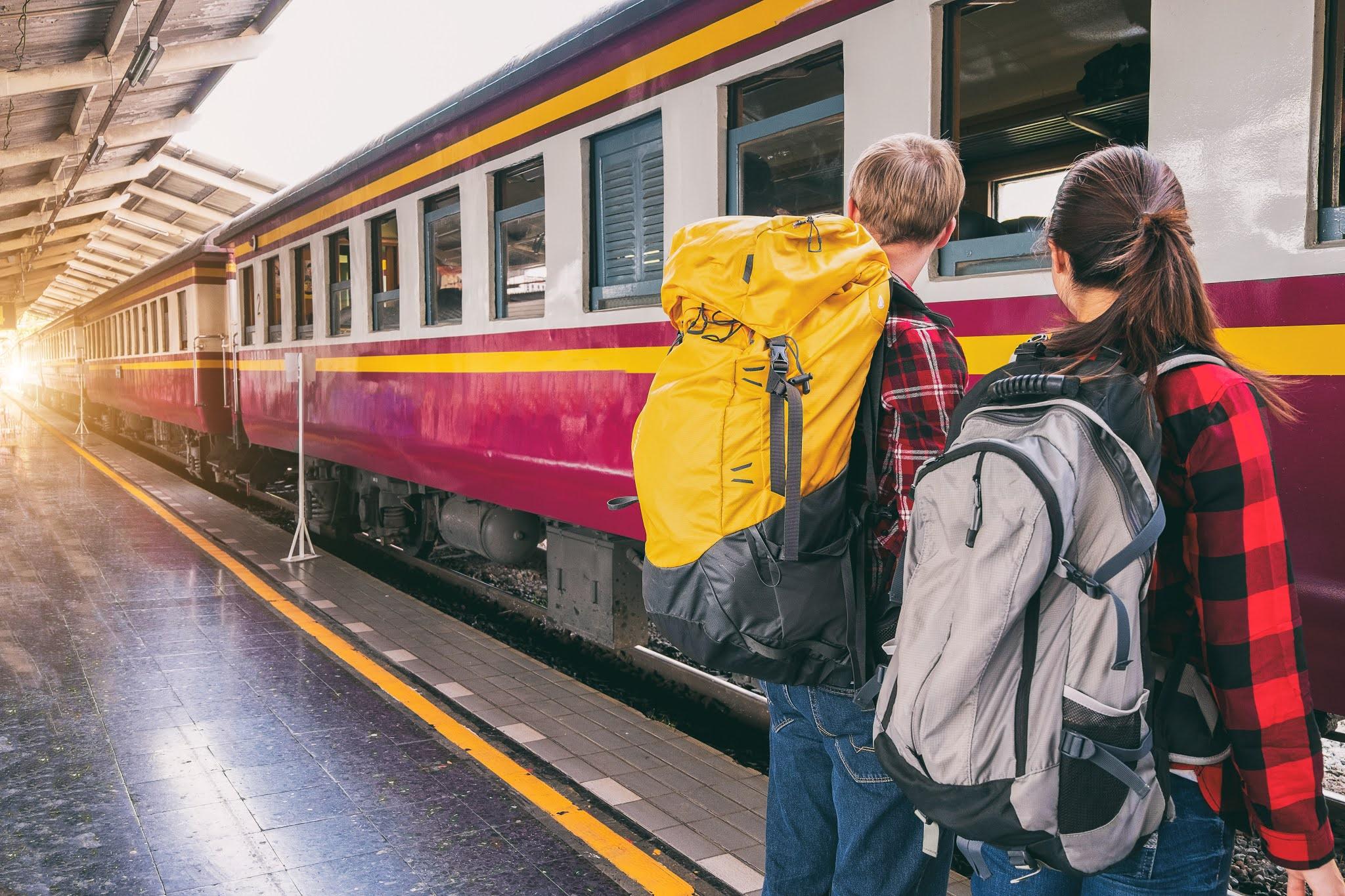 transportasi selama travelling