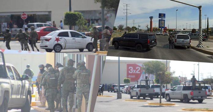 """Fuerzas Federales detuvieron en un Vips de Celaya a elementos de la MARINA y a un Sobrino de José Antonio Yepez Ortiz """"El Marro"""""""