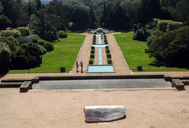 Parque de Serralves no Porto