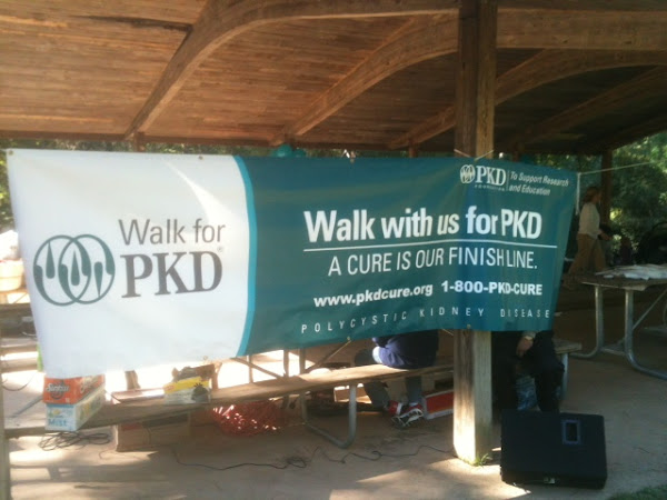A Walk For PKD
