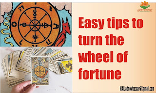 Easy tips to turn the wheel of fortune