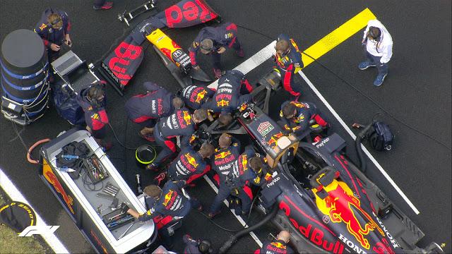 Formula 1 Aramco Magyar Nagydíj 2020.07.19