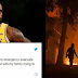 LeBron James Evacuates Home Due To Huge California Wildfires